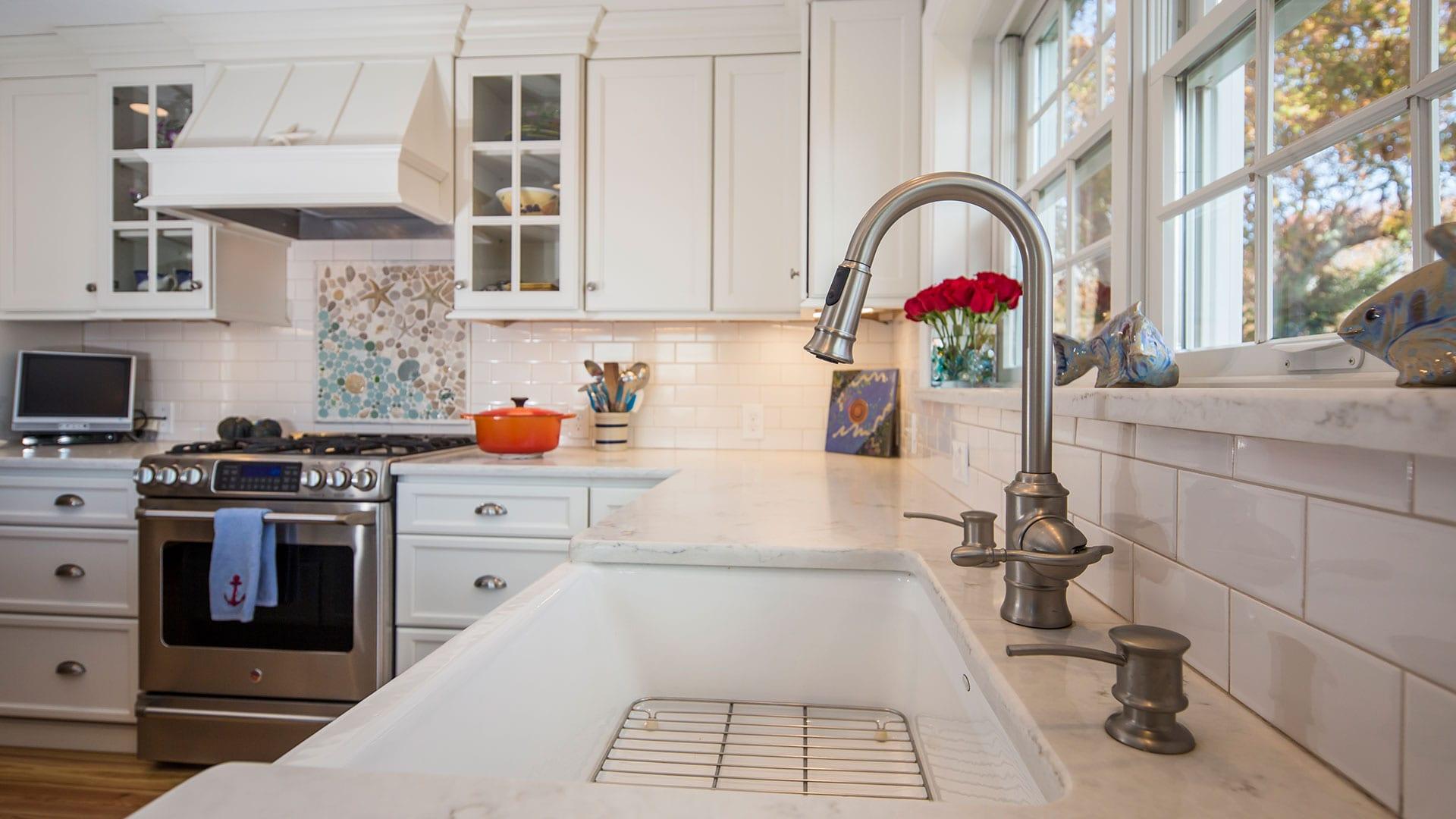 Kitchen Design Cape Cod MA & Custom kitchen Cabinetry Designers and Contractors in Cape Cod