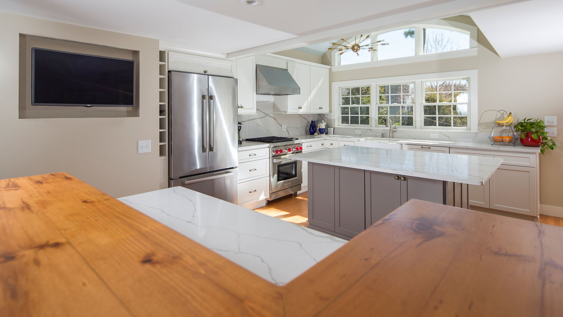 traditional kitchen renovation services